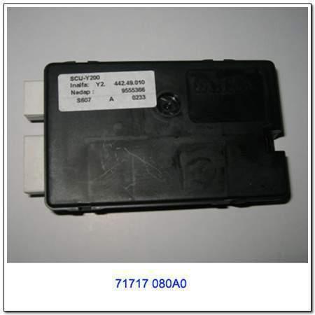 ssangyong 71717080A0
