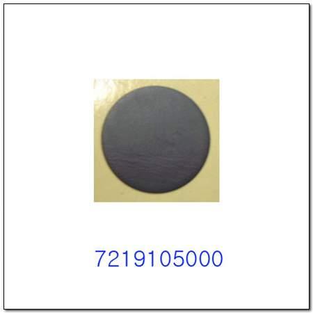 ssangyong 7219105000