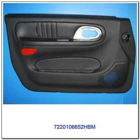 ssangyong 7220106652HBM