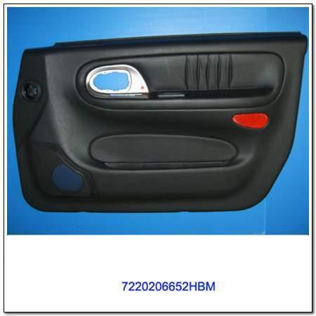 ssangyong 7220206652HBM