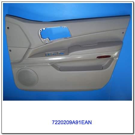 ssangyong 7220209A91EAN