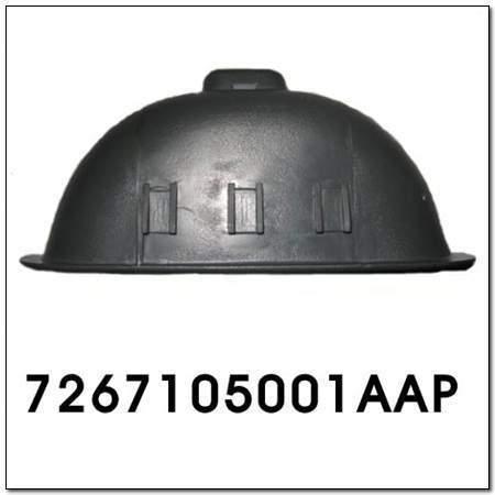 ssangyong 7267105001AAP