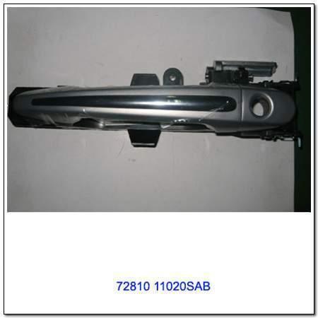 ssangyong 7281011020SAB