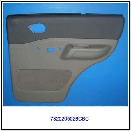 ssangyong 7320205026CBC