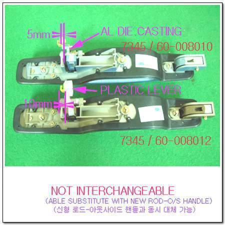 ssangyong 7345008010PAD