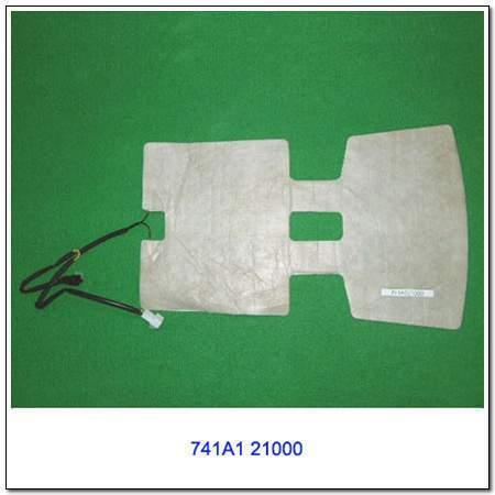 ssangyong 741A121000