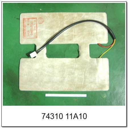 ssangyong 7431011A10