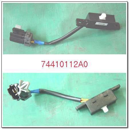 ssangyong 74410112A0