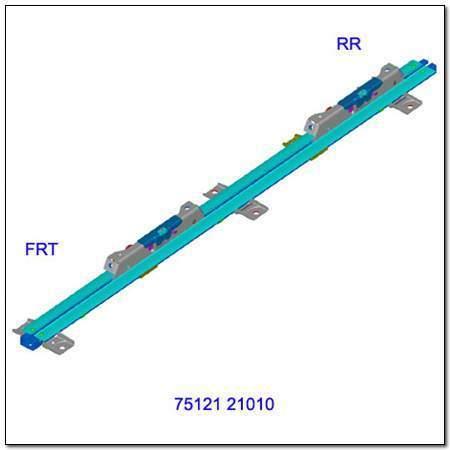 ssangyong 7512121010
