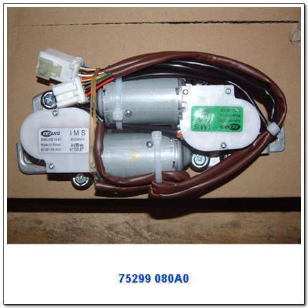 ssangyong 75299080A0