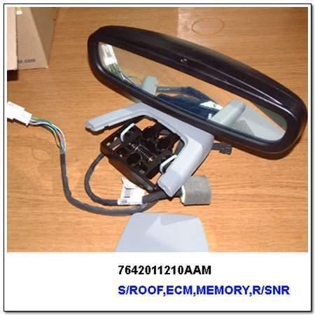ssangyong 7642011210AAM