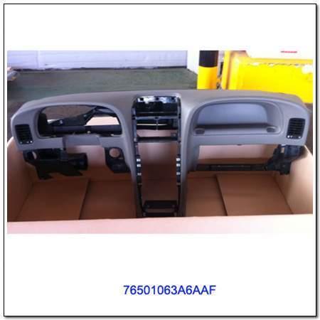 ssangyong 76501063A6AAF