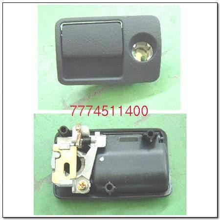 ssangyong 7774511400