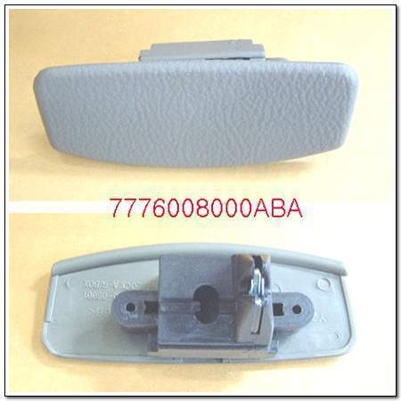 ssangyong 7776008000ABA