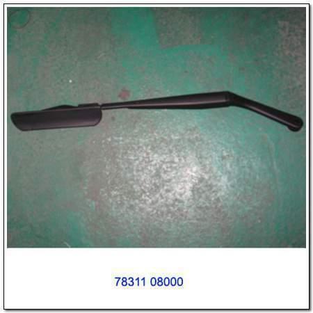 ssangyong 7831108000
