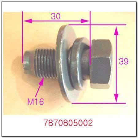 ssangyong 7870805002