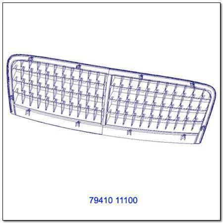 ssangyong 7941011100