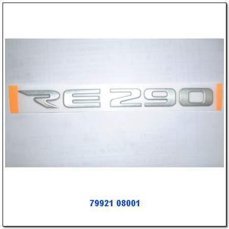 ssangyong 7992108001