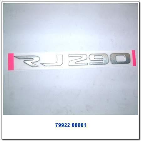 ssangyong 7992208001