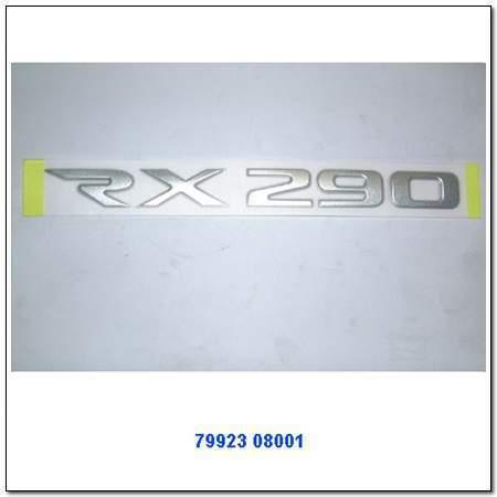 ssangyong 7992308001