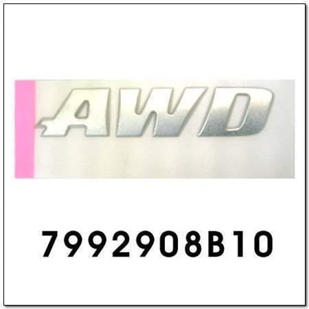 ssangyong 7992908B10