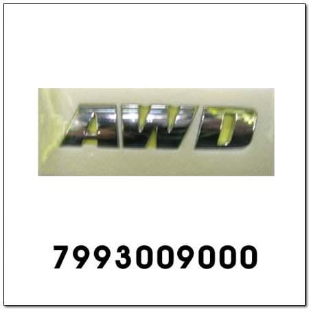 ssangyong 7993009000