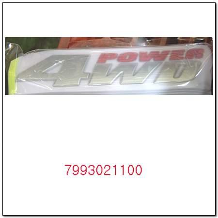 ssangyong 7993021100