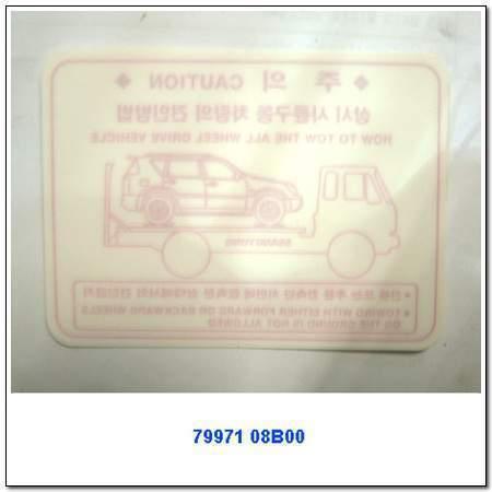 ssangyong 7997108B00