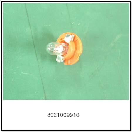 ssangyong 8021009910