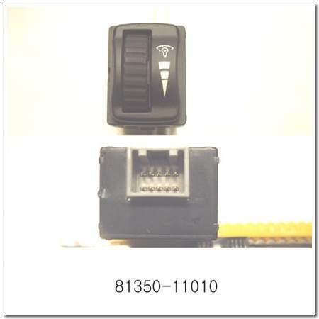 ssangyong 8135011010