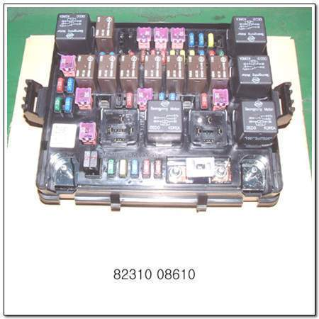 ssangyong 8231008610