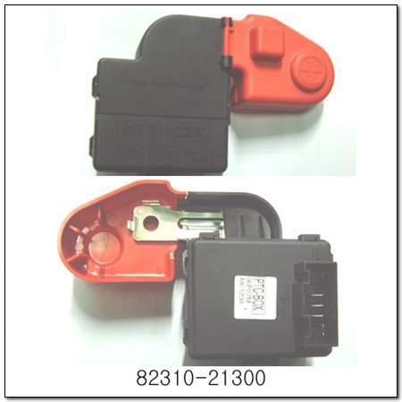 ssangyong 8231021300