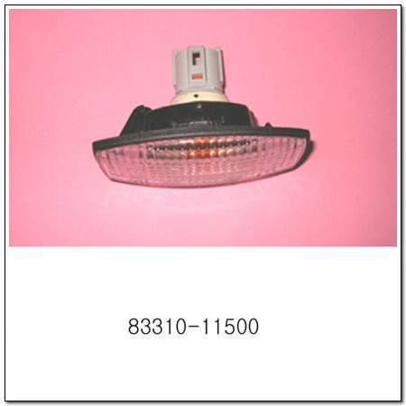 ssangyong 8331011500