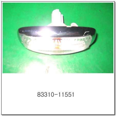 ssangyong 8331011551