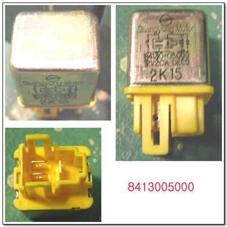 ssangyong 8413005000