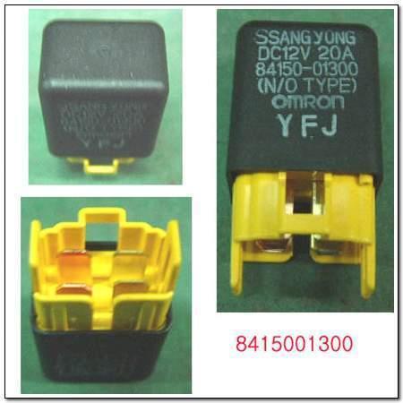 ssangyong 8415001300