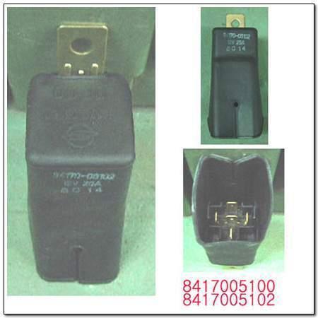 ssangyong 8417005102