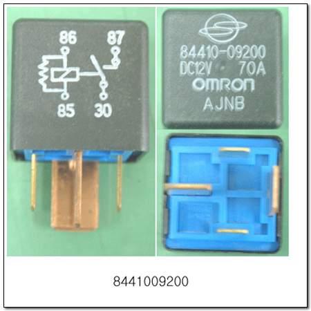 ssangyong 8441009200