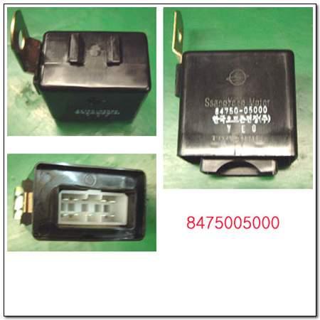 ssangyong 8475005000