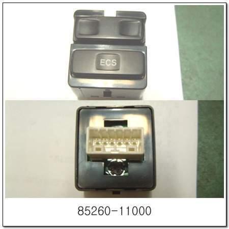 ssangyong 8526011000