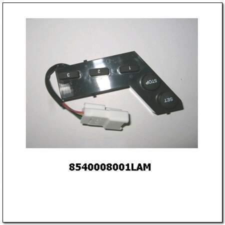 ssangyong 8540008001LAM
