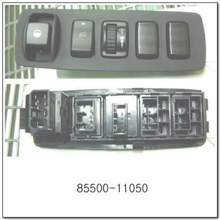 ssangyong 8550011050