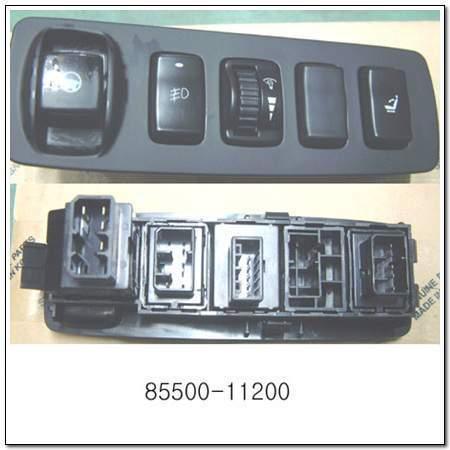 ssangyong 8550011200