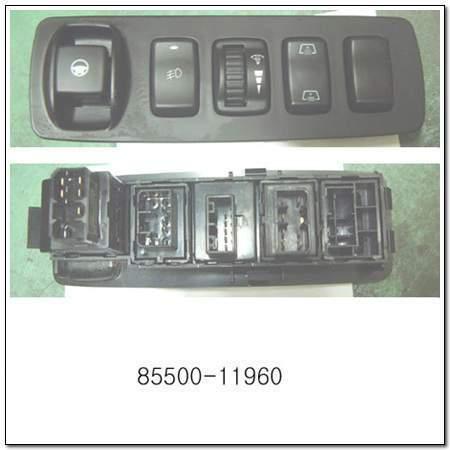 ssangyong 8550011960