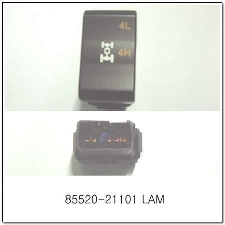 ssangyong 8552021101LAM