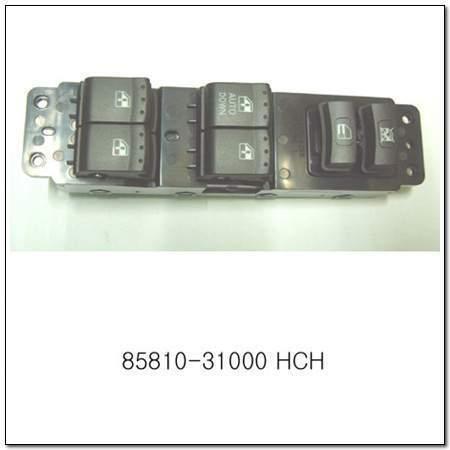 ssangyong 8581031000HCH