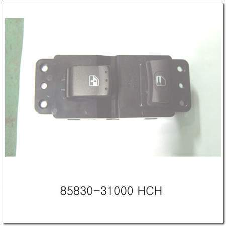 ssangyong 8583031000HCH
