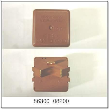 ssangyong 8630008200