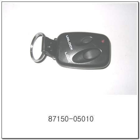 ssangyong 8715005010