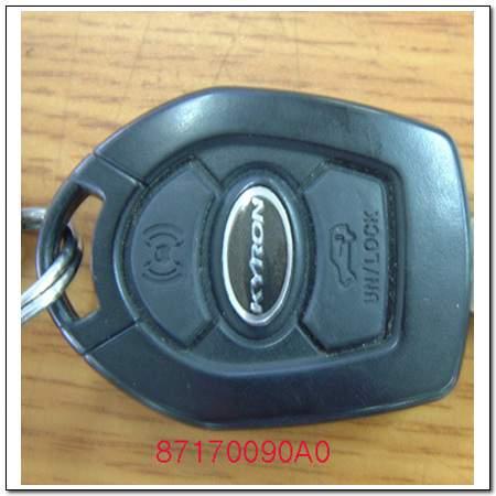 ssangyong 87170090A0